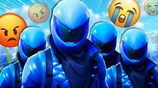 Salty Fortnite Players React To Honor Guard Skin