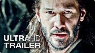 47 RONIN Offizieller Trailer Deutsch German | 2014 Keanu Reeves [Ultra-HD / 4K]