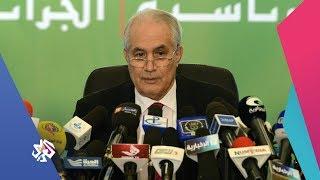 التلفزيون العربي│الجزائر:استقالة رئيس المجلس الدستوري الطيب بلعيز