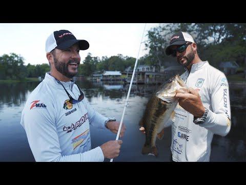 Bass Fishing North Florida (Lake Talquin)