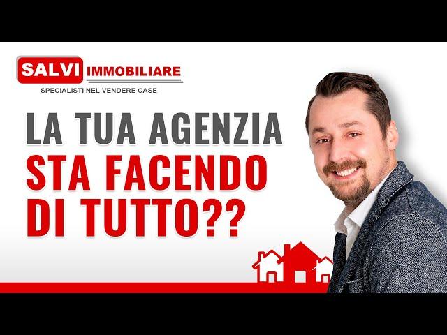 Sei sicuro che la tua agenzia immobiliare fa di tutto per venderti casa?