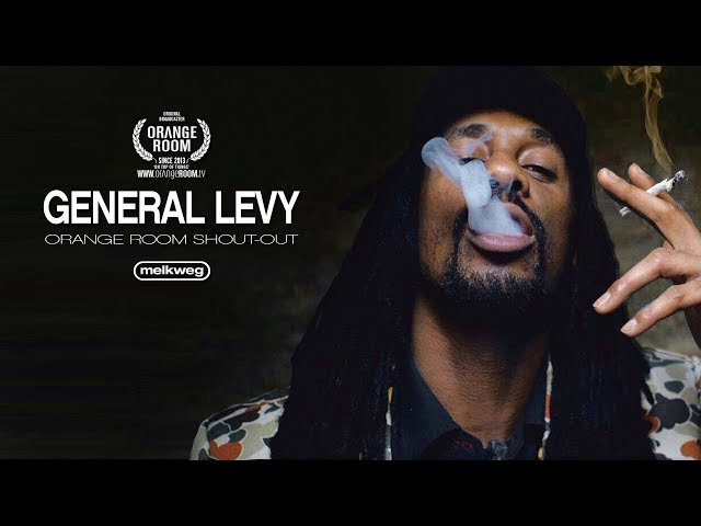 Big Shout out from the Original General Levy | Orange Room