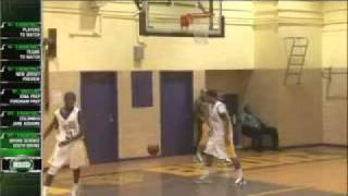 MSG VARSITY CLIP -SOUTH BRONX vs BRONX HS OF SCIENCE