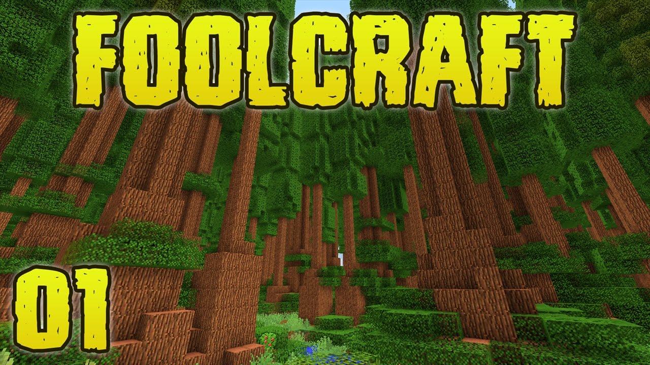 Minecraft: FoolCraft Modded Minecraft