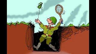 СУПЕР-ОФИГЕННО!!! 23 февраля - Мосфильм против Голливуда! День защитника Отечества!