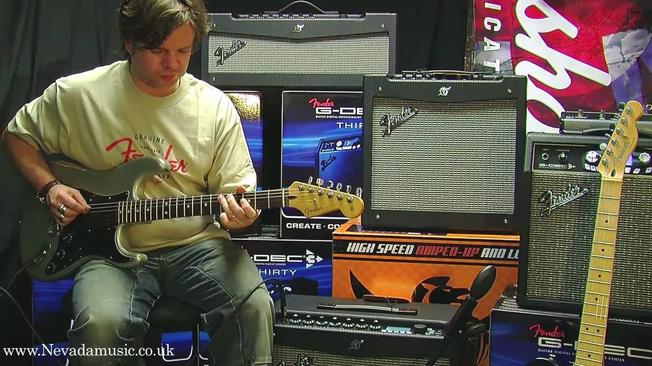 fender mustang 3 amplifier - in depth review with damon from
