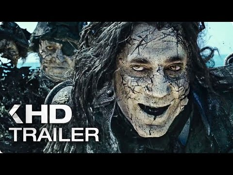 PIRATES OF THE CARIBBEAN 5: DEAD MEN TELL NO TALES International Trailer (2017)
