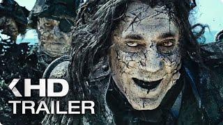 PIRATES OF THE CARIBBEAN 5: Dead Men Tell No Tales International Trailer (2017)