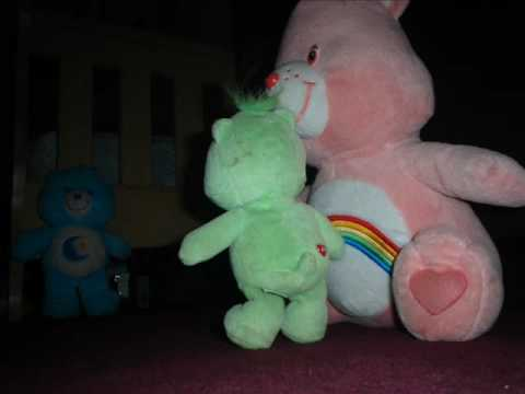 Stop Motion Animation Care Bears