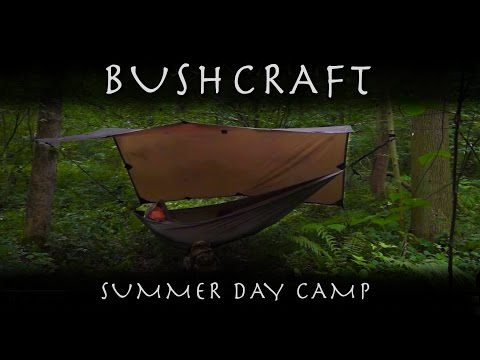 Summer Bushcraft Day Camp