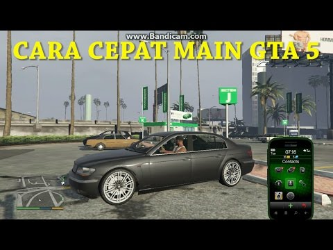 TIPS MAIN GTA 5 AGAR CEPAT TAMAT - GTA V MISSION 100% COMPLITE
