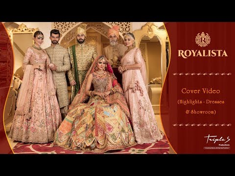 Cover Video - Royalista (Highlights - Dresses & Showroom)