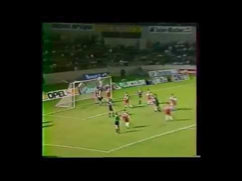 Bordeaux 2 - 3 Caen (20-05-1989)   Division 1