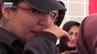 Şehit Burak Tatar'ın Son Yolculuğu Yürekleri Dağladı