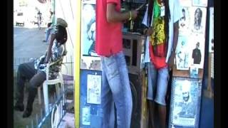 OCHO RIOS, Main Street, Jamaica.  The best record shop in the world!!!