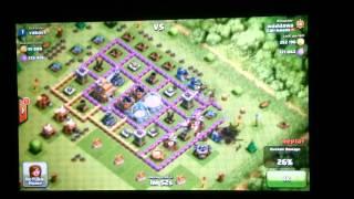 Clash Of Clans 750,000 Raid