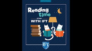Reading Time with IFT: Oh, the Places You'll Go!