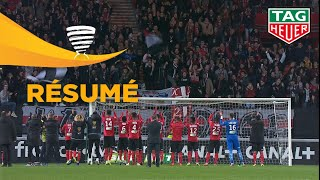 EA Guingamp - Angers SCO (0-0 3 tab à 2) (CDL BKT 1/16 de finale) - Résumé - (EAG - SCO) / 2018-19
