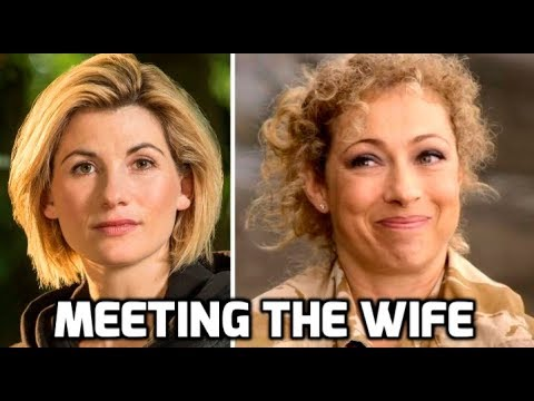 the doctor and river song meet