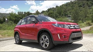 Auto Focus | Car Review: Suzuki  Vitara 1.6L GLX