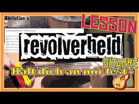 Revolverheld HALT DICH AN MIR FEST