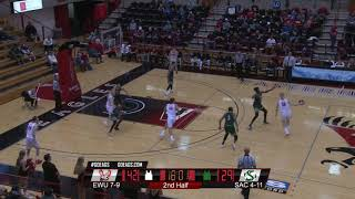 EWU MBB Highlights vs. Sacramento State (Jan 6, 2018)