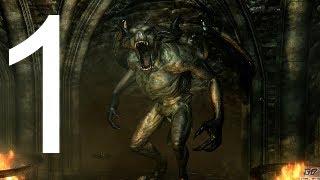 PC Skyrim Dawnguard DLC Walkthrough - Episode 1
