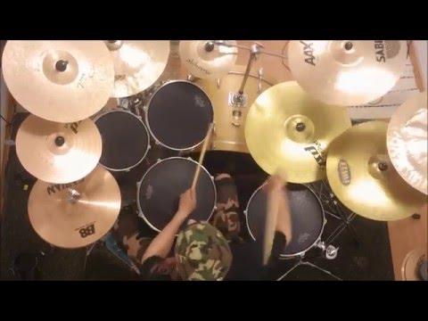 Nightwish Wanderlust (Drum cover)