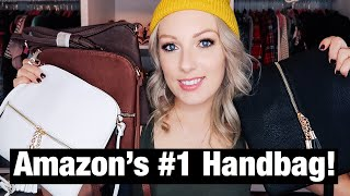 AMAZON'S #1 HANDBAG | AMBER COLADA