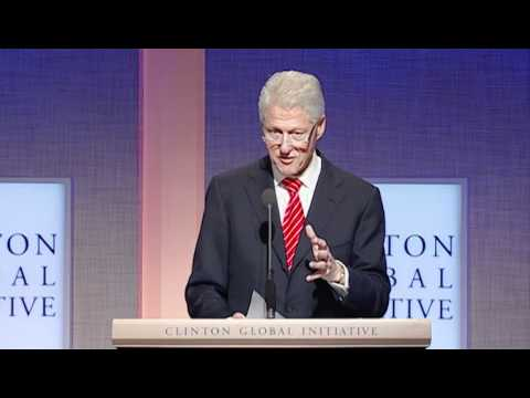 Eric Schmidt at Clinton Global Initiative 2010