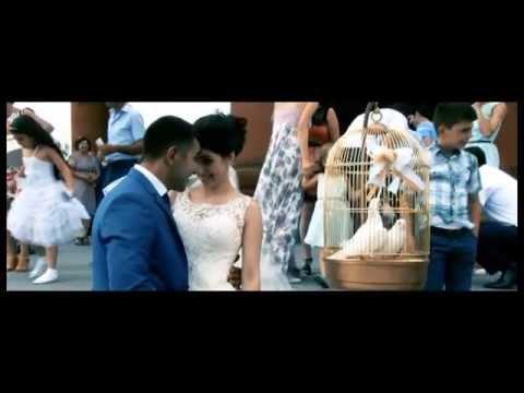 Свадьба Санасара и Гаянэ / Sanasar \u0026 Gayane's  Wedding (Свадебный клип)