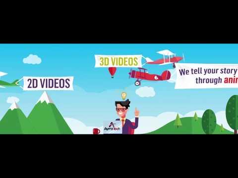 Aymz Tech | 2D Animation Explainer Video Services