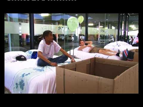 A sleep competition currently underway in Windhoek-NBC