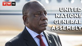 President Cyril Ramaphosa delivered a virtual address at the 76th Session of the United Nations General Assembly on 22 September 2021. This year the theme is Reparations, racial justice and equality for people of African descent. This year also marks the 20th anniversary of the adoption of the Durban Declaration.