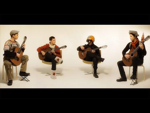 Flåklypa (Pinchcliffe) Guitar Medley