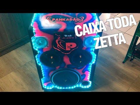 Caixa Residencial Toda Zetta - Pankadão