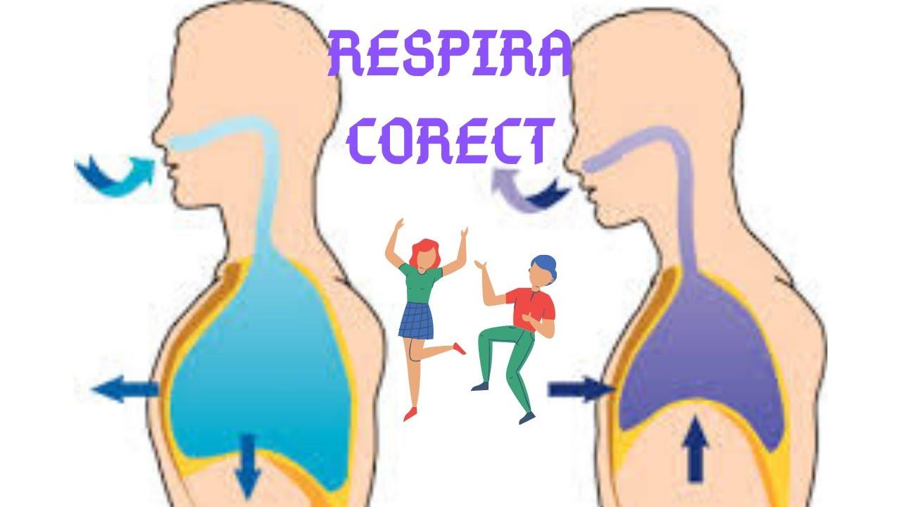 exercitii de respiratie
