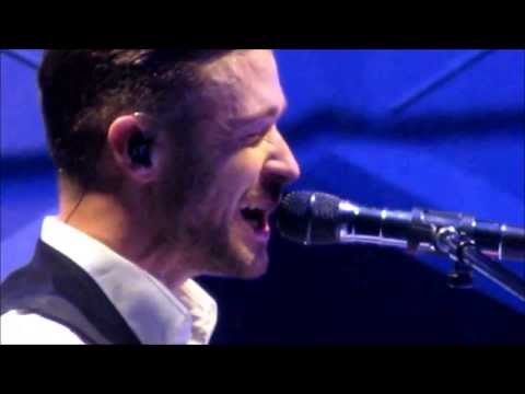 Justin Timberlake - Until the End of Time ( 20/20 Experience Tour 12-19-13 Orlando, FL )