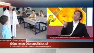 Öğrenci-Öğretmen İlişkisi 10 Ocak 2015