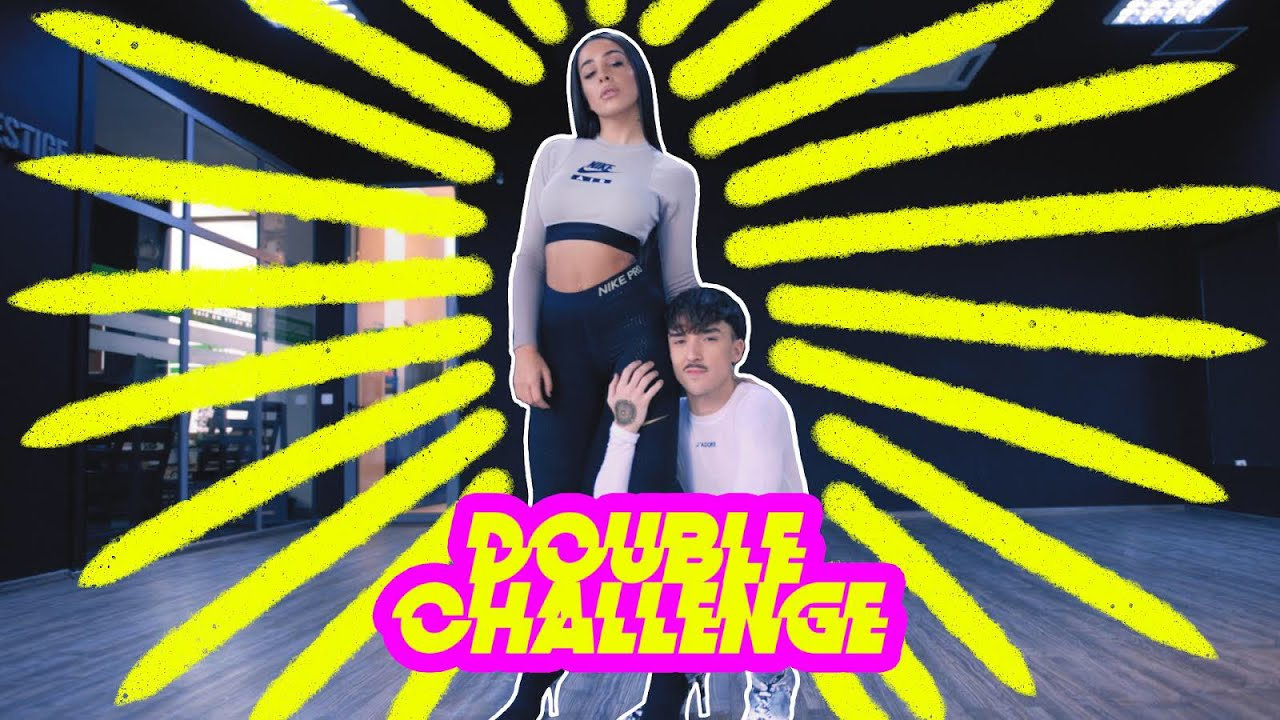 CRISTINA STEFANIA & SPEAK - DOUBLE CHALLENGE
