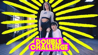 CRISTINA STEFANIA & SPEAK - DOUBLE CHALLENGE
