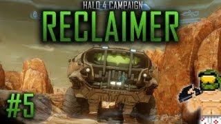 Halo 4 Campaign - Reclaimer Legendary Speedrun