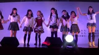 汕头市(中国)開催「2013GACG动漫游戏展」Live Version.