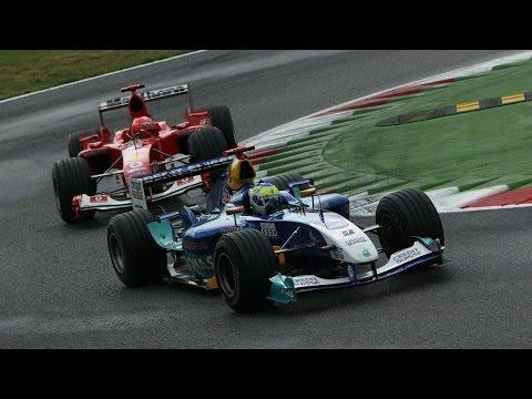 F1 2004 Highlights