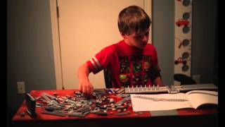 Lego Ravenel Bridge Limited Edition Set Build