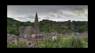 Panoramacamping Petite Suisse in de Ardennen