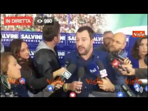 Referendum autonomia, Salvini: ci sia una parte di autonomia fiscale #t