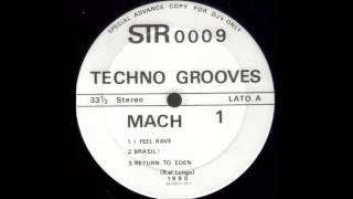 Techno Grooves - Brasil! (1990)