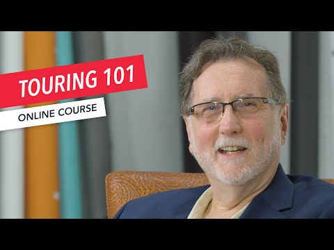 Touring 101 Course Overview | Live Music for Independent Musicians | Bruce Houghton | Berklee Online