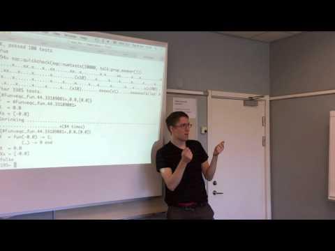 Generating Random Functions - Quickcheck Workshop #1